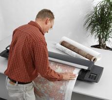 Scaner A0 | scanner A0, scanare, copiere la viteza si rezolutie exceptionala