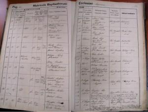 registre stare civila